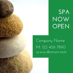 SPA Now Open