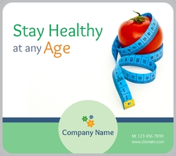 Stay Healthy at Any Age