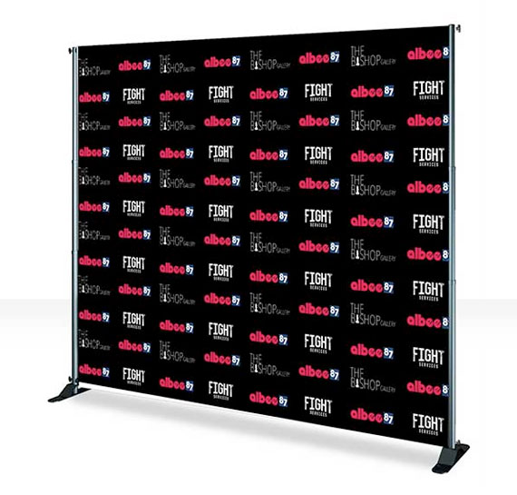 8x10 Step & Repeat