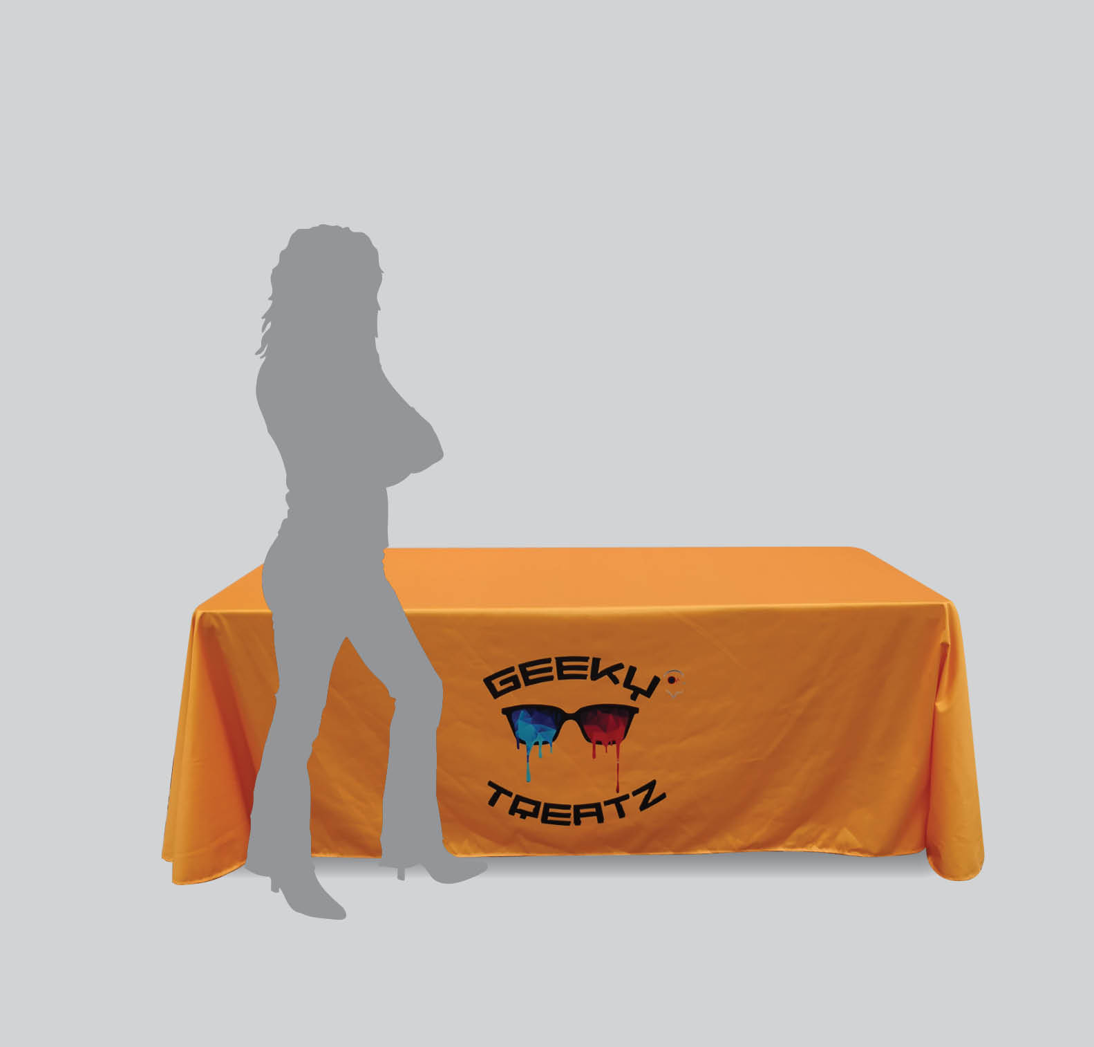 6ft Table Top Cloth
