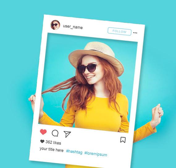 Instagram Frame