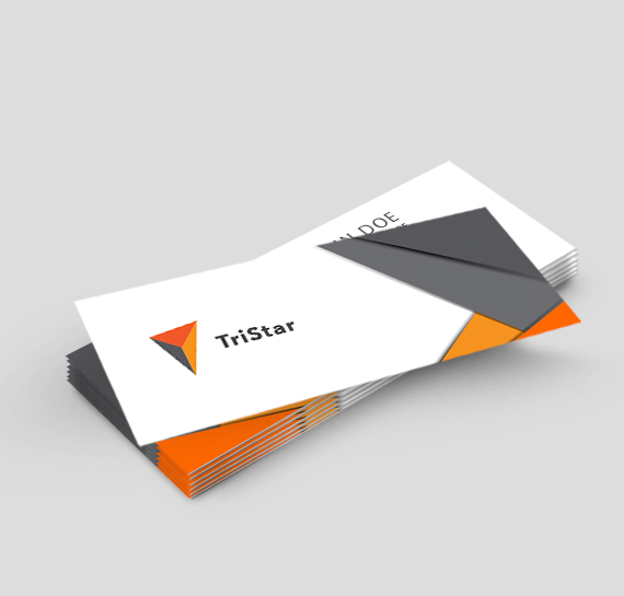 Skinny Business Cards